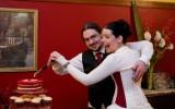 Gothic wedding - unique wedding blog - AIW - AngiePeadyPhotography20