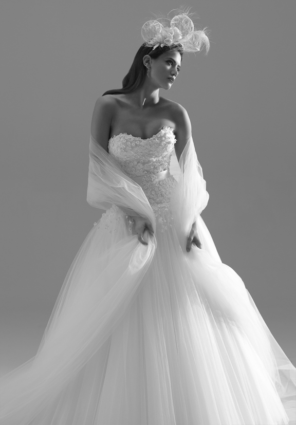 Sassi Holford Couture 2013_Bluebell