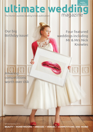 ultimate wedding magazine online