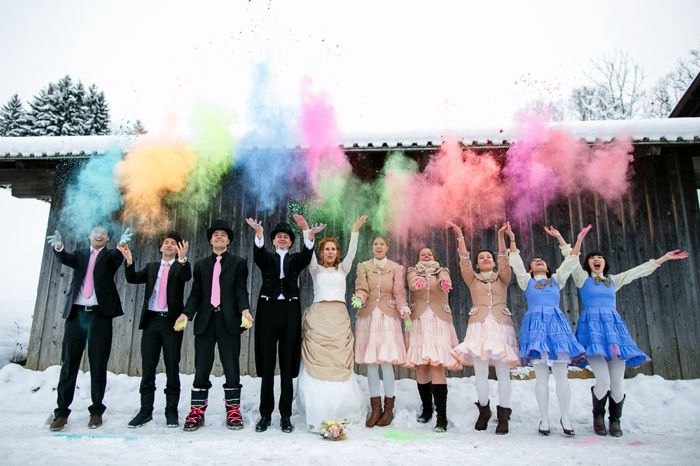 8 reasons why you should have a themed wedding