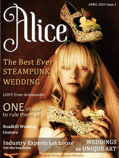 Alice: the new online magazine