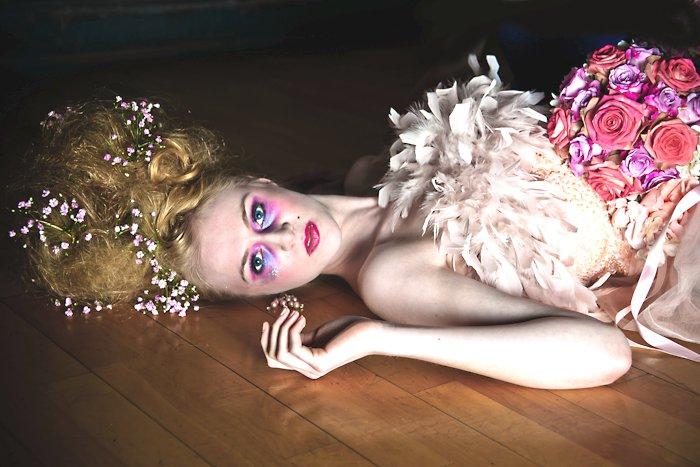 Wedding photo shoot – Ballerinas and Butterflies