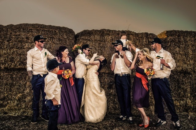 Bridal Party Photos: creating spectacular memories