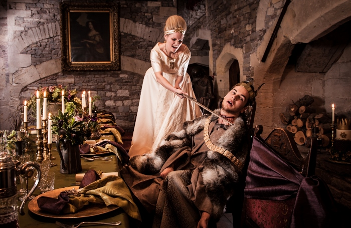 Game Of Thrones Wedding Inspiration {Styled Shoot}