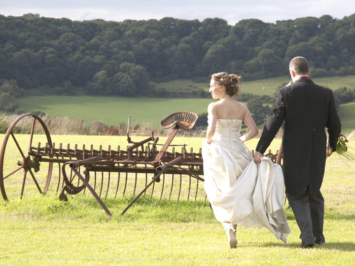 Wedding Venue in Yorkshire: Ox Pasture Hall Country House