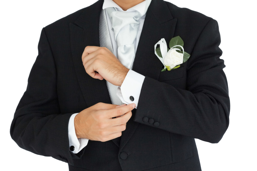 Wedding ties: what to wear when tying the knot