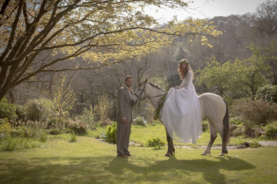 Ever After wedding venue Dartmoor