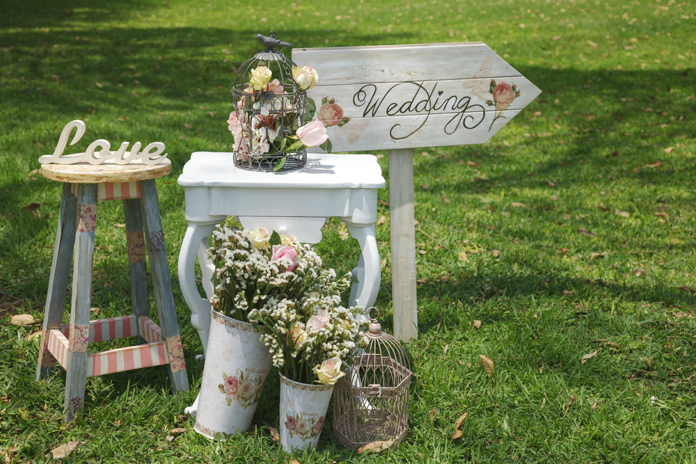 Decorations – The Final Part of Wedding Planning