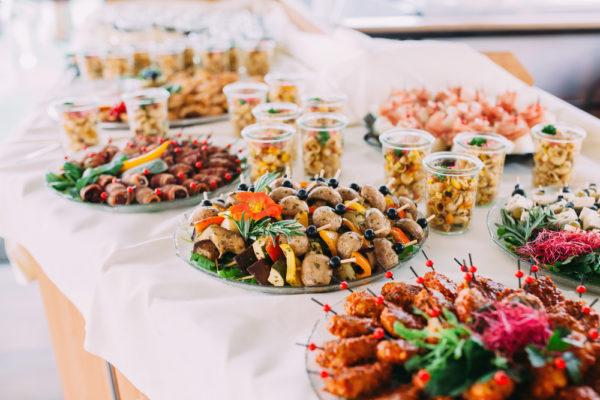 Khám phá thực đơn Trung Hoa khi đặt tiệc cưới tại quận 5