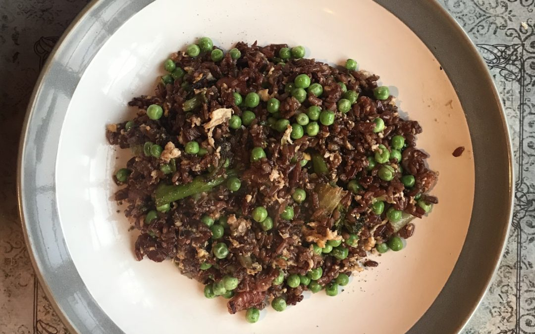 Red rice: time to ditch basmati